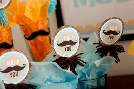 mustache baby shower decorations mustache bash baby shower real party frog prince paperie