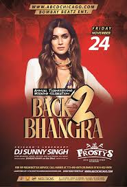 back 2 bhangra annual thanksgiving weekend bash at frosty s a