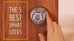 French Door Latch Options - 5 best smart locks for your home techlicious