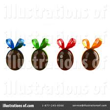 chocolate easter egg clipart 55499 illustration by julos