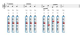 melodica christmas song jingle bells sheet music guitar