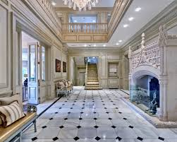 entrance design ideas renovations photos with marble flooring