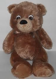 stuffed teddy bears walmart com garanimals baby teddy bear brown plush stuffed animal lovey 12