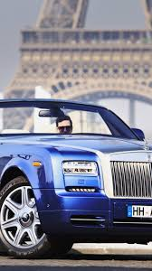 yellow rolls royce movie hd background rolls royce phantom convertible dark blue front side