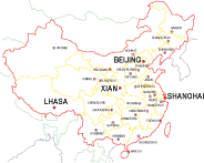 map of china and cities map china cities china maps combined into one package