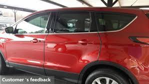 velvet car rain amazon com matcc 13ft 4m car door edge guards u shape edge trim