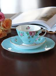 country roses tea set royal albert 3 new country roses teacup saucer and plate set