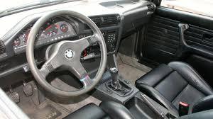 Bmw E30 Interior Restoration 1988 Bmw M3 The Jalopnik Classic Review