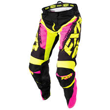 pink motocross bike fxr racing clutch mx mens off road dirt bike racing motocross