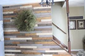painted wood wall painted wood plank wall hometalk