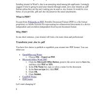 resume cv format how to format a professional resume cv template professional