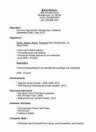 high school resume template student resume template pointrobertsvacationrentals