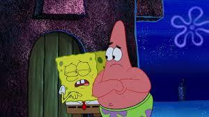 spongebuddy mania spongebob episode don u0027t look now