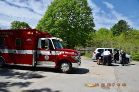 3 car crash on falmouth road in cotuit