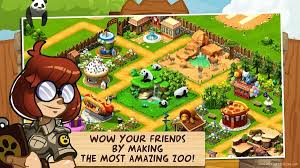 download game android wonder zoo mod apk wonder zoo animal rescue apk v2 0 5d mod money android game