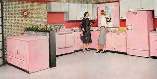 1950 kitchen furniture what happened to pastel kitchen appliances