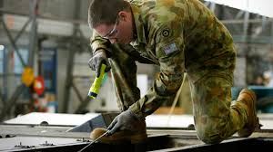 defence jobs spotlight aircraft structural technician plant
