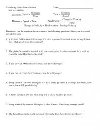 speed distance time worksheet with answers time worksheet new