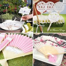 wedding fan favors wedding favor fans
