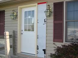 Exterior Door Frames Home Depot Interesting Exterior Door Jamb Extension Kit Lowes Contemporary