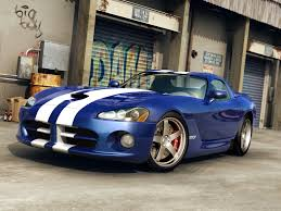 Dodge Viper Generations - third generation dodge viper srt10 coupe in gts blue pearl