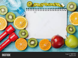 diet plan menu program tape image u0026 photo bigstock