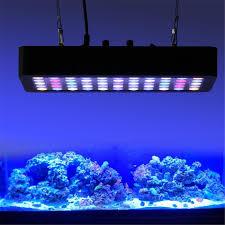 beamnova dimmable 180w led aquarium light lighting