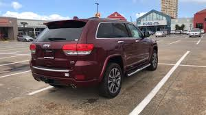 Jeep Overland Interior New 2017 Jeep Grand Cherokee Overland Sport Utility In Pearl City