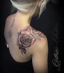 black ink on shoulder by uk