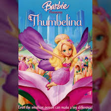 barbie thumbelina topic