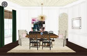 racheal smith interior designer havenly racheal classic dining room with contemporary accents