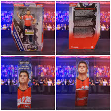 ringside collectibles black friday figure friday ringside collectibles exclusive wwe elite shane