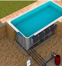 prefabricated pools pipeless filter wall hung pipeless filter service provider from pune