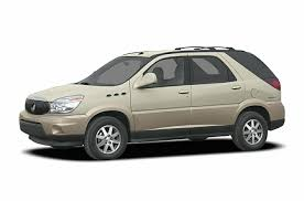 2004 buick rendezvous new car test drive