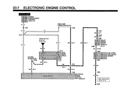 Wiring Diagram For 2002 Mercury Grand Marquis Fuel Pump Wiring Diagram Needed 4 6l Based Powertrains