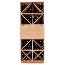 96 bottle wine rack cubes deluxe wine racks