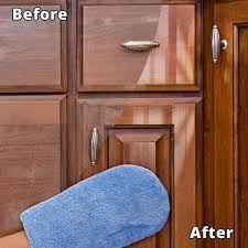 how to clean and shine oak cabinets rejuvenate 16 oz cabinet and furniture restorer and