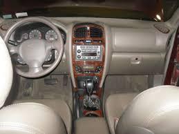 Hyundai Santa Fe 2004 Interior Buy Used 2004 Hyundai Santa Fe Like New 58370miles Runs 100 No