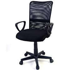 Mesh Computer Chair by Mid Back Adjustable Ergonomic Swivel Computer Chair Office