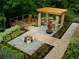 Budget Backyard Cheap Backyard Ideas Home Design