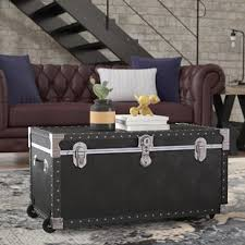 Coffee Table Trunks Decorative Trunks You Ll Wayfair Ca