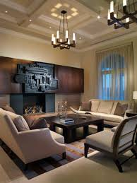shop this look grand contemporary living room with striking