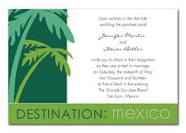 destination wedding invitation wording mexican wedding invitation wording 29 destination wedding