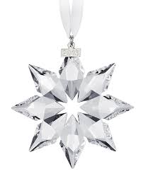 amazon com swarovski 2013 annual edition crystal star ornament