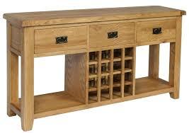 sofa table with wine rack wine racks wine rack console table oak wine rack console table