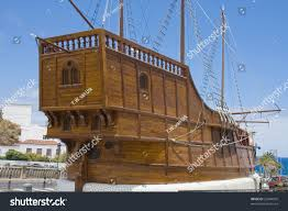 santa maria ship columbus stock photo 26984035 shutterstock