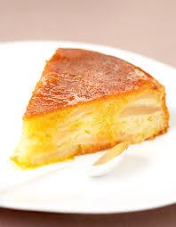 recette de cuisine gateau le gâteau pommes safran pour 6 personnes recettes à table