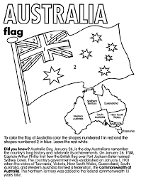 canada flag coloring page australia coloring page plus pages for other countries flag
