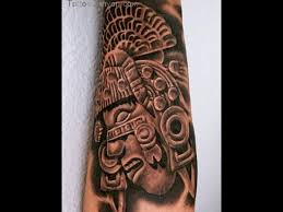 aztec tattoos meanings tattoo collections
