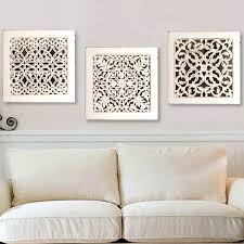 wall arts wall black and white framed wall white wood